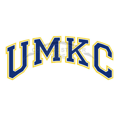Diy UMKC Kangaroos Iron-on Transfers (Wall Stickers)NO.6695