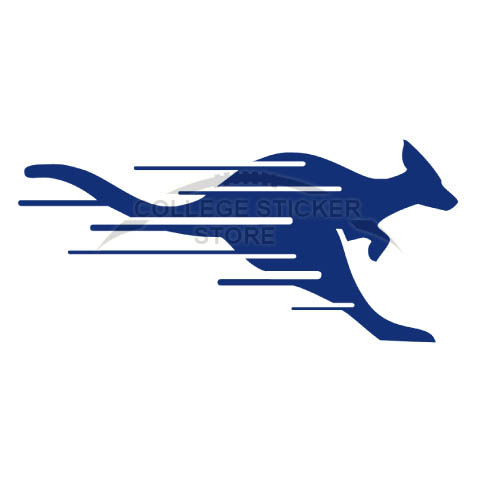 Diy UMKC Kangaroos Iron-on Transfers (Wall Stickers)NO.6696
