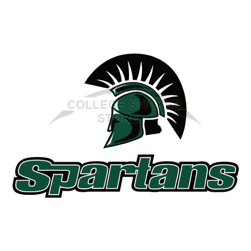 Diy USC Upstate Spartans Iron-on Transfers (Wall Stickers)NO.6726