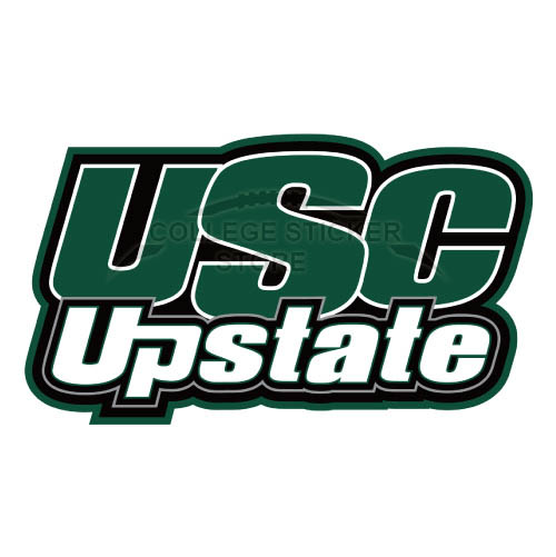 Diy USC Upstate Spartans Iron-on Transfers (Wall Stickers)NO.6730