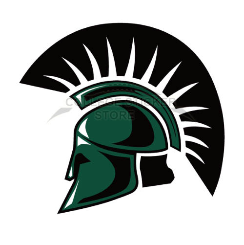 Diy USC Upstate Spartans Iron-on Transfers (Wall Stickers)NO.6731