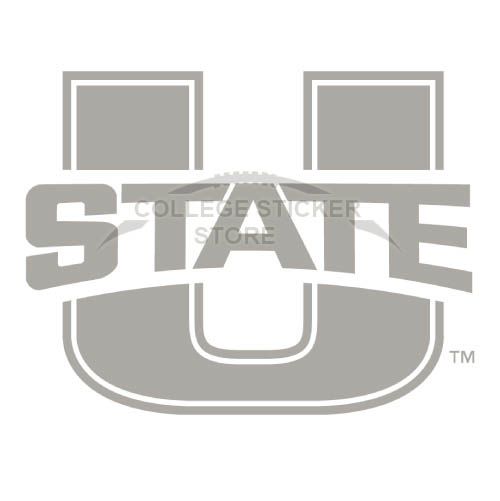 Diy Utah State Aggies Iron-on Transfers (Wall Stickers)NO.6735