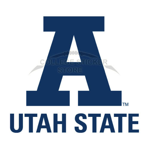 Diy Utah State Aggies Iron-on Transfers (Wall Stickers)NO.6743
