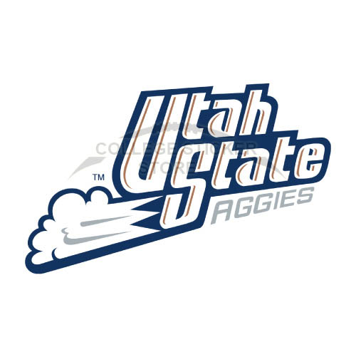Diy Utah State Aggies Iron-on Transfers (Wall Stickers)NO.6749