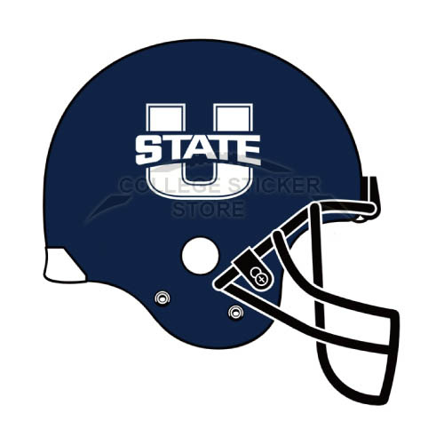 Diy Utah State Aggies Iron-on Transfers (Wall Stickers)NO.6750