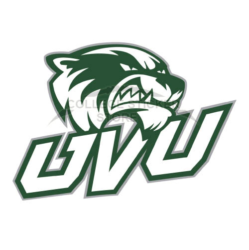 Diy Utah Valley Wolverines Iron-on Transfers (Wall Stickers)NO.6754