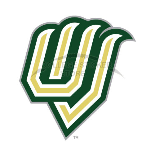 Diy Utah Valley Wolverines Iron-on Transfers (Wall Stickers)NO.6756