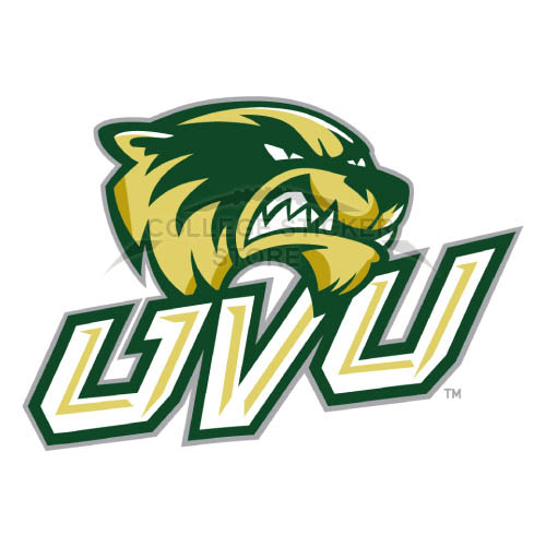 Diy Utah Valley Wolverines Iron-on Transfers (Wall Stickers)NO.6757