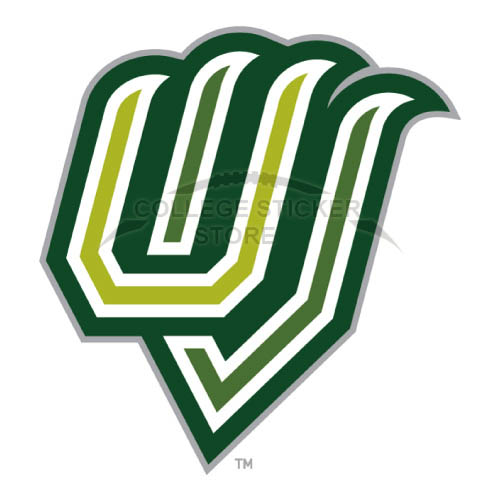 Diy Utah Valley Wolverines Iron-on Transfers (Wall Stickers)NO.6761