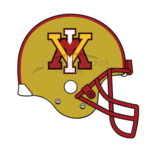 Diy VMI Keydets Iron-on Transfers (Wall Stickers)NO.6867
