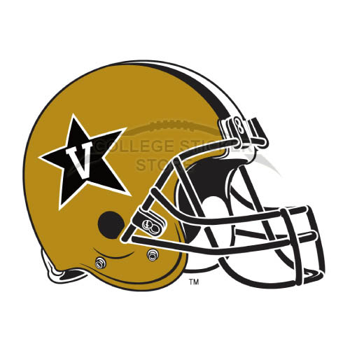 Diy Vanderbilt Commodores Iron-on Transfers (Wall Stickers)NO.6802