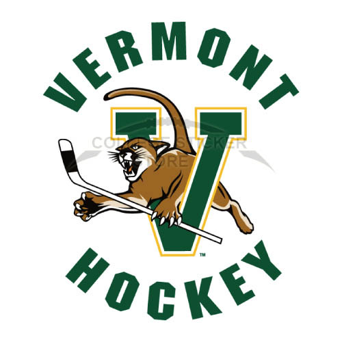 Diy Vermont Catamounts Iron-on Transfers (Wall Stickers)NO.6805
