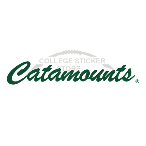 Diy Vermont Catamounts Iron-on Transfers (Wall Stickers)NO.6807