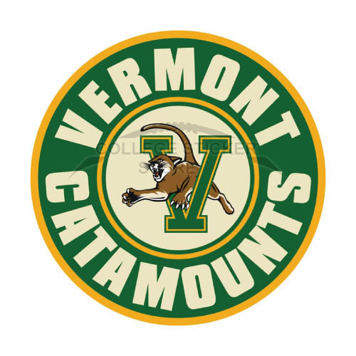 Diy Vermont Catamounts Iron-on Transfers (Wall Stickers)NO.6809