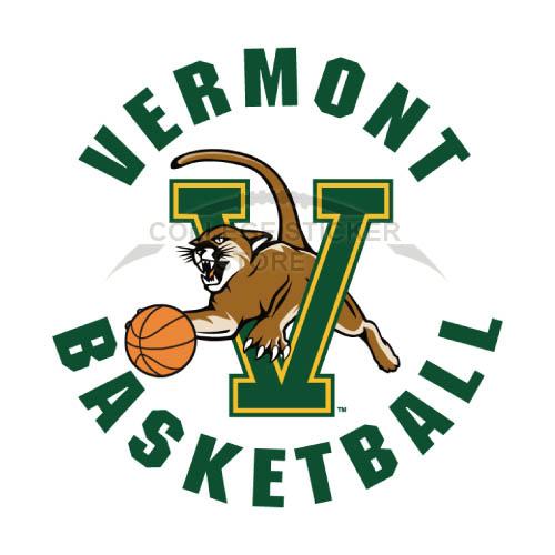Diy Vermont Catamounts Iron-on Transfers (Wall Stickers)NO.6810