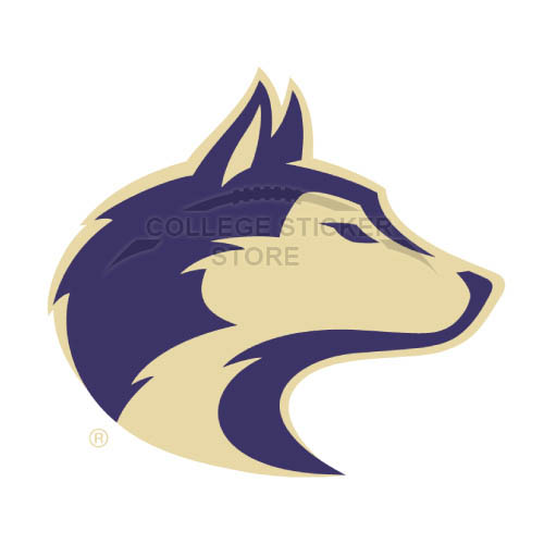 Diy Washington Huskies Iron-on Transfers (Wall Stickers)NO.6890