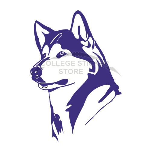 Diy Washington Huskies Iron-on Transfers (Wall Stickers)NO.6898