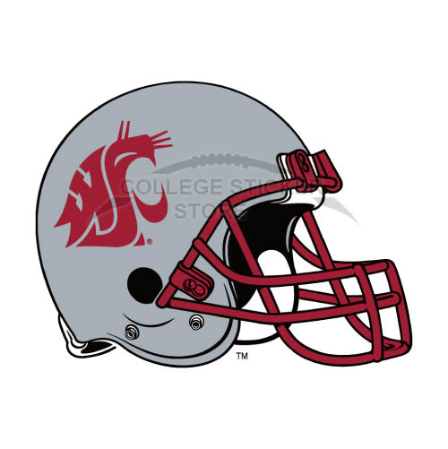 Diy Washington State Cougars Iron-on Transfers (Wall Stickers)NO.6915