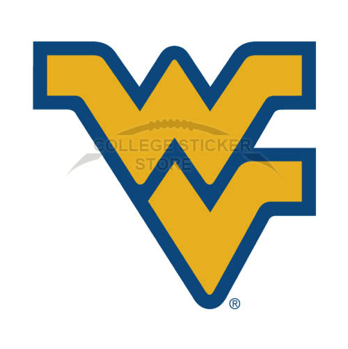 Diy West Virginia Mountaineers Iron-on Transfers (Wall Stickers)NO.6935