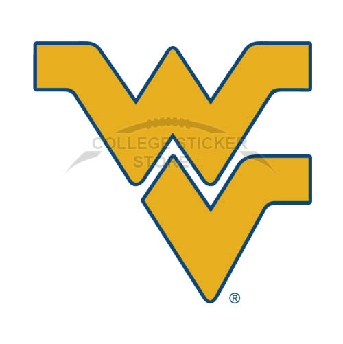 Diy West Virginia Mountaineers Iron-on Transfers (Wall Stickers)NO.6936