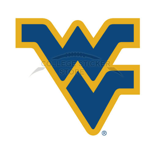 Diy West Virginia Mountaineers Iron-on Transfers (Wall Stickers)NO.6937