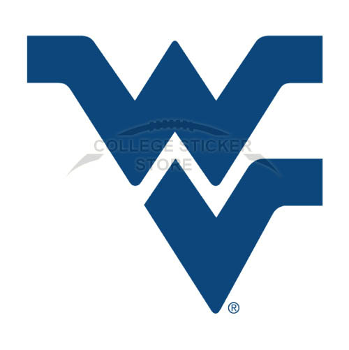 Diy West Virginia Mountaineers Iron-on Transfers (Wall Stickers)NO.6939