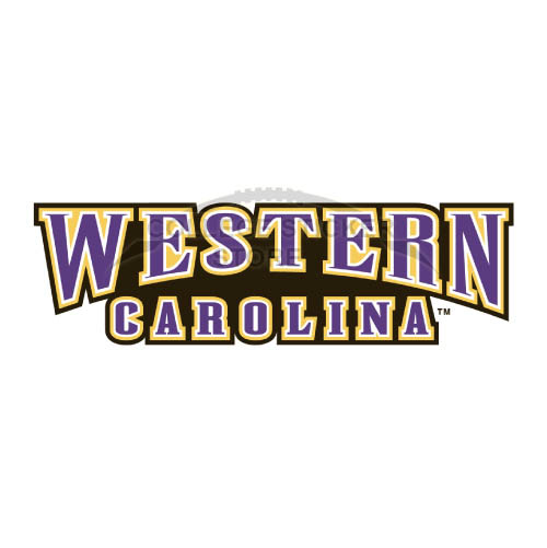 Diy Western Carolina Catamounts Iron-on Transfers (Wall Stickers)NO.6951