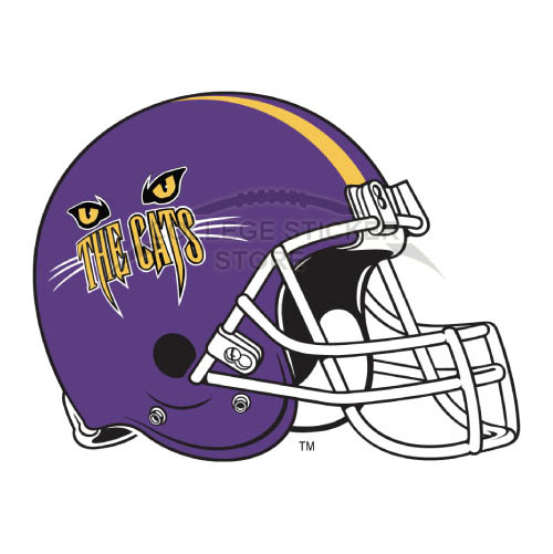 Diy Western Carolina Catamounts Iron-on Transfers (Wall Stickers)NO.6961
