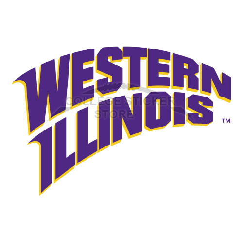 Diy Western Illinois Leathernecks Iron-on Transfers (Wall Stickers)NO.6962