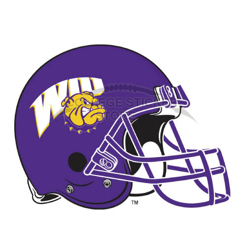 Diy Western Illinois Leathernecks Iron-on Transfers (Wall Stickers)NO.6972