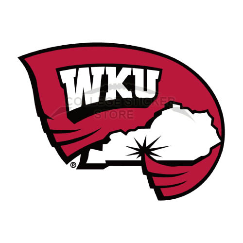 Diy Western Kentucky Hilltoppers Iron-on Transfers (Wall Stickers)NO.6973