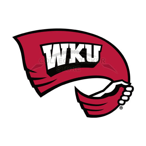 Diy Western Kentucky Hilltoppers Iron-on Transfers (Wall Stickers)NO.6976