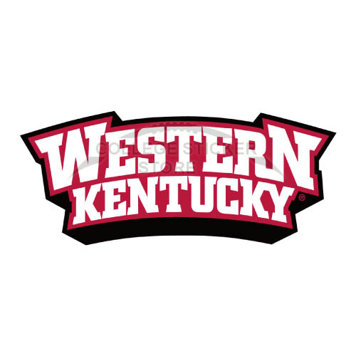 Diy Western Kentucky Hilltoppers Iron-on Transfers (Wall Stickers)NO.6977