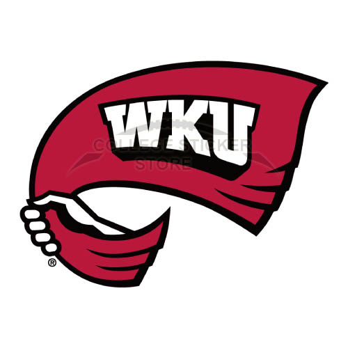 Diy Western Kentucky Hilltoppers Iron-on Transfers (Wall Stickers)NO.6979