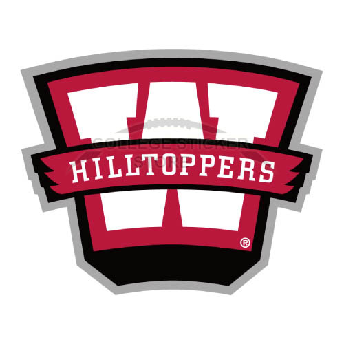 Diy Western Kentucky Hilltoppers Iron-on Transfers (Wall Stickers)NO.6982