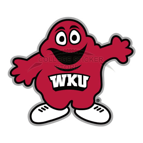 Diy Western Kentucky Hilltoppers Iron-on Transfers (Wall Stickers)NO.6983