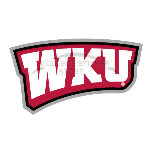Diy Western Kentucky Hilltoppers Iron-on Transfers (Wall Stickers)NO.6984