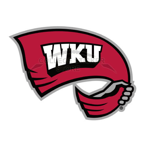 Diy Western Kentucky Hilltoppers Iron-on Transfers (Wall Stickers)NO.6985