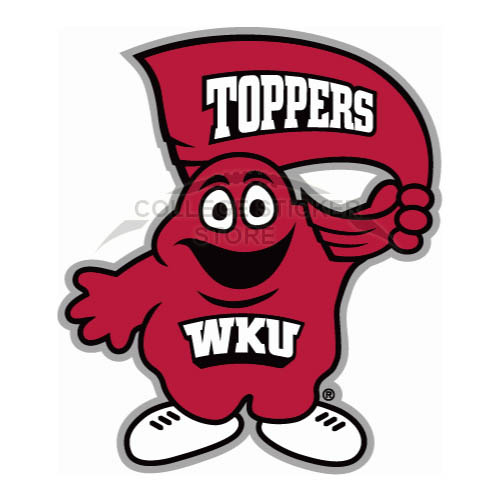 Diy Western Kentucky Hilltoppers Iron-on Transfers (Wall Stickers)NO.6987
