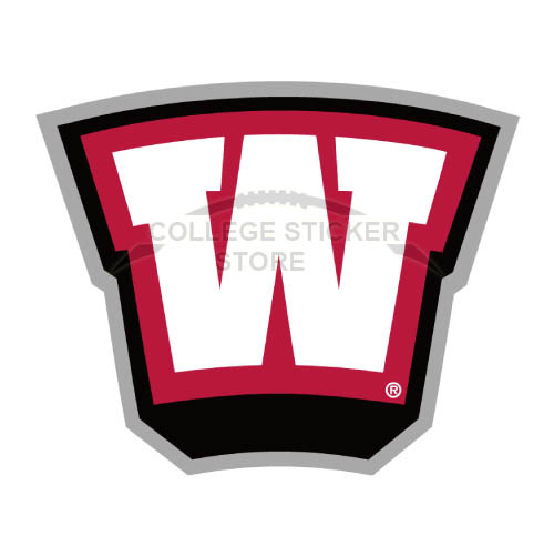 Diy Western Kentucky Hilltoppers Iron-on Transfers (Wall Stickers)NO.6988