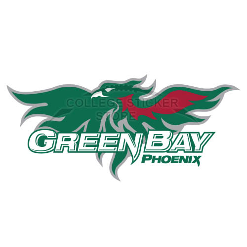 Diy Wisconsin Green Bay Phoenix Iron-on Transfers (Wall Stickers)NO.7032