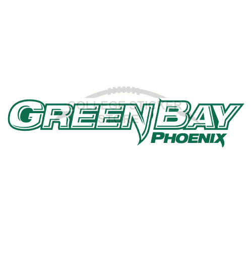 Diy Wisconsin Green Bay Phoenix Iron-on Transfers (Wall Stickers)NO.7035