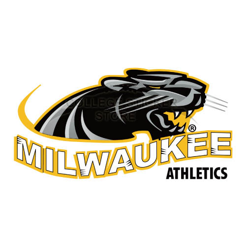 Diy Wisconsin Milwaukee Panthers Iron-on Transfers (Wall Stickers)NO.7036
