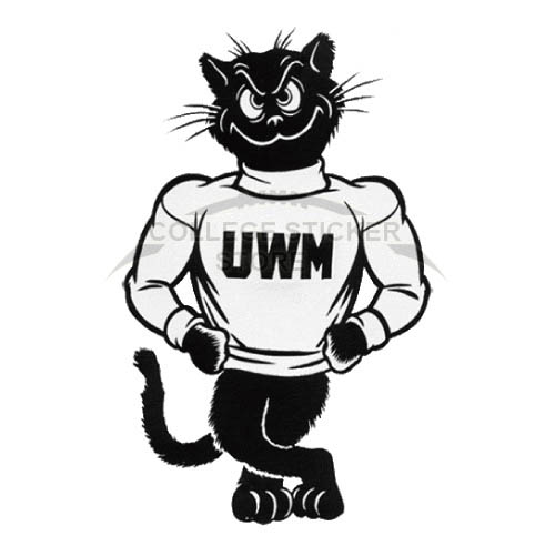 Diy Wisconsin Milwaukee Panthers Iron-on Transfers (Wall Stickers)NO.7044