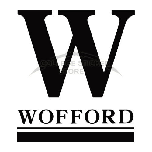 Diy Wofford Terriers Iron-on Transfers (Wall Stickers)NO.7047