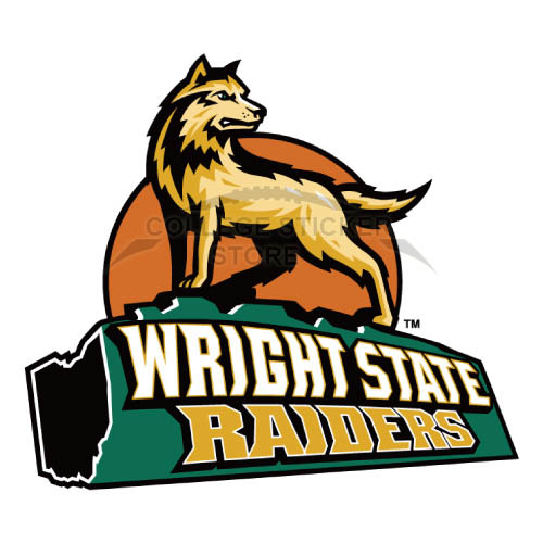 Diy Wright State Raiders Iron-on Transfers (Wall Stickers)NO.7048