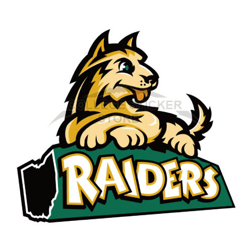 Diy Wright State Raiders Iron-on Transfers (Wall Stickers)NO.7049
