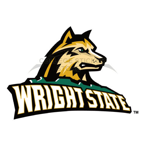 Diy Wright State Raiders Iron-on Transfers (Wall Stickers)NO.7051