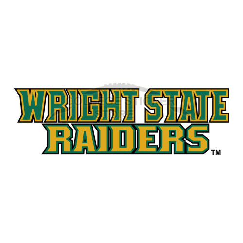 Diy Wright State Raiders Iron-on Transfers (Wall Stickers)NO.7052