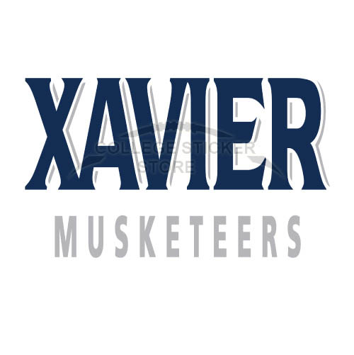 Diy Xavier Musketeers Iron-on Transfers (Wall Stickers)NO.7080